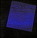 Untitled (The Color of Blue series, sd 15Nov.2008, floating square)