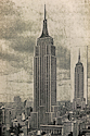 Study for Life Size Photograph of the Empire State Building