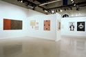 Installation view: Annual Works on Paper Exhibition