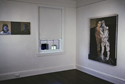 Selections from Ten Year Portrait project, Lawrence Oliver Gallery - left -